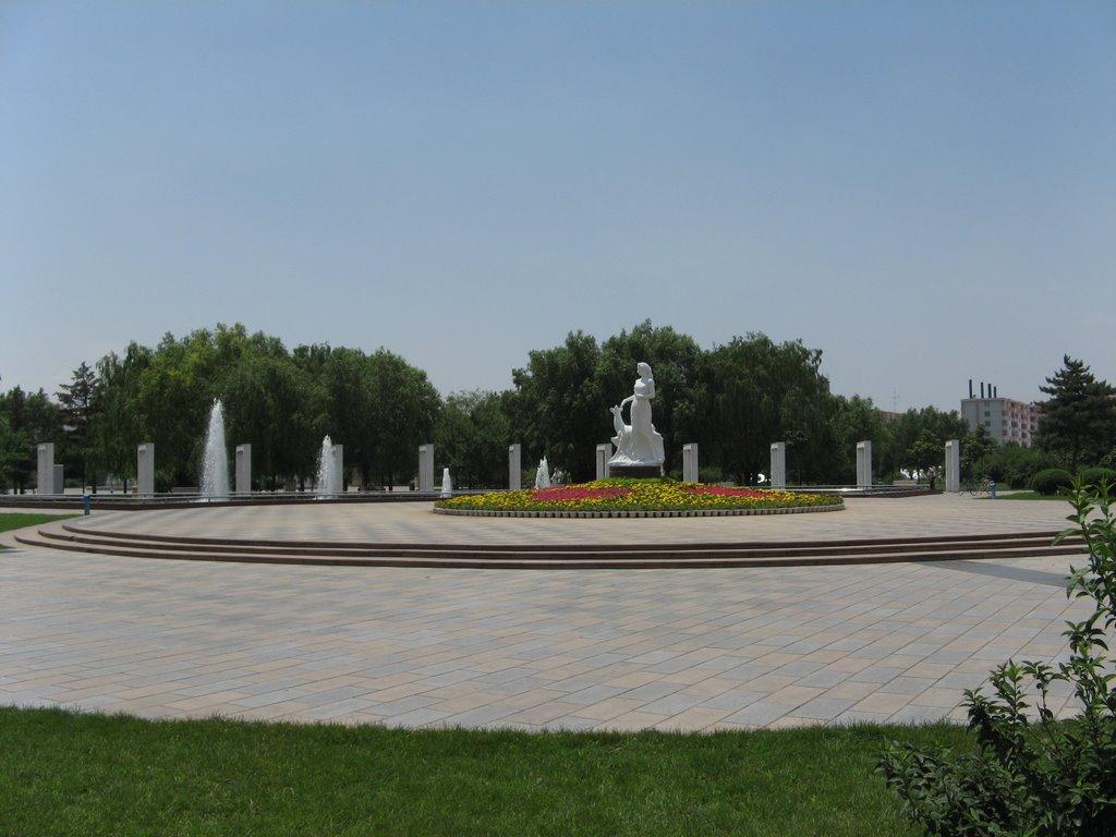 友谊广场(Youyi Square), Баотоу