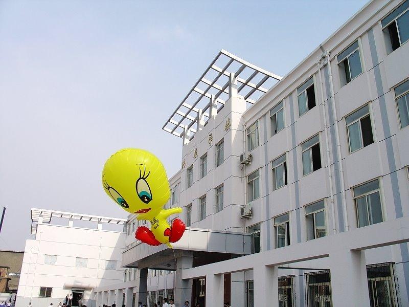 北教学楼, Баотоу