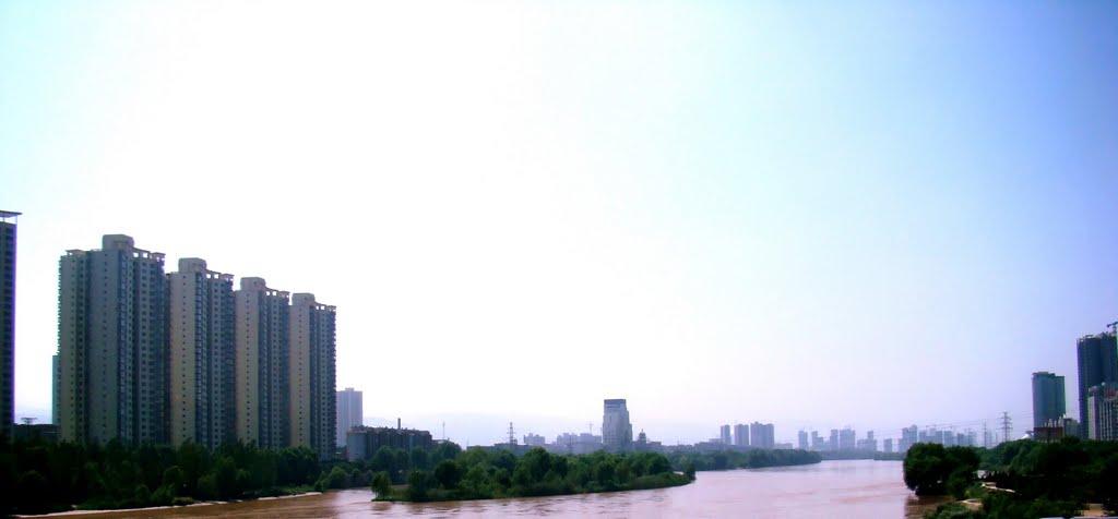 S201黄河桥2011/08/30 14:38:12, Ланьчжоу