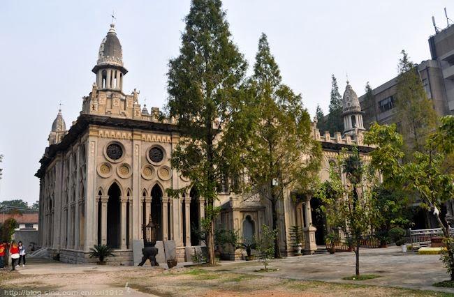 武汉古德寺(中国唯一缅甸风格的佛教寺院) ©赝能隙, Ухань
