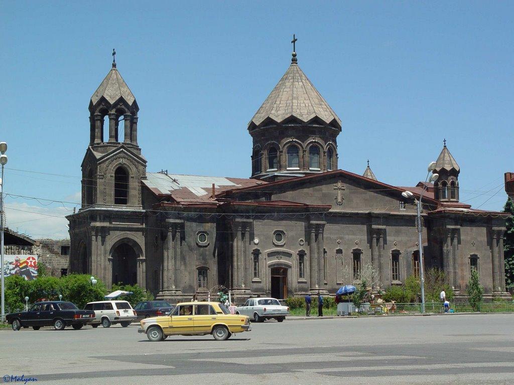 Gyumri, Armenia, Гюмри