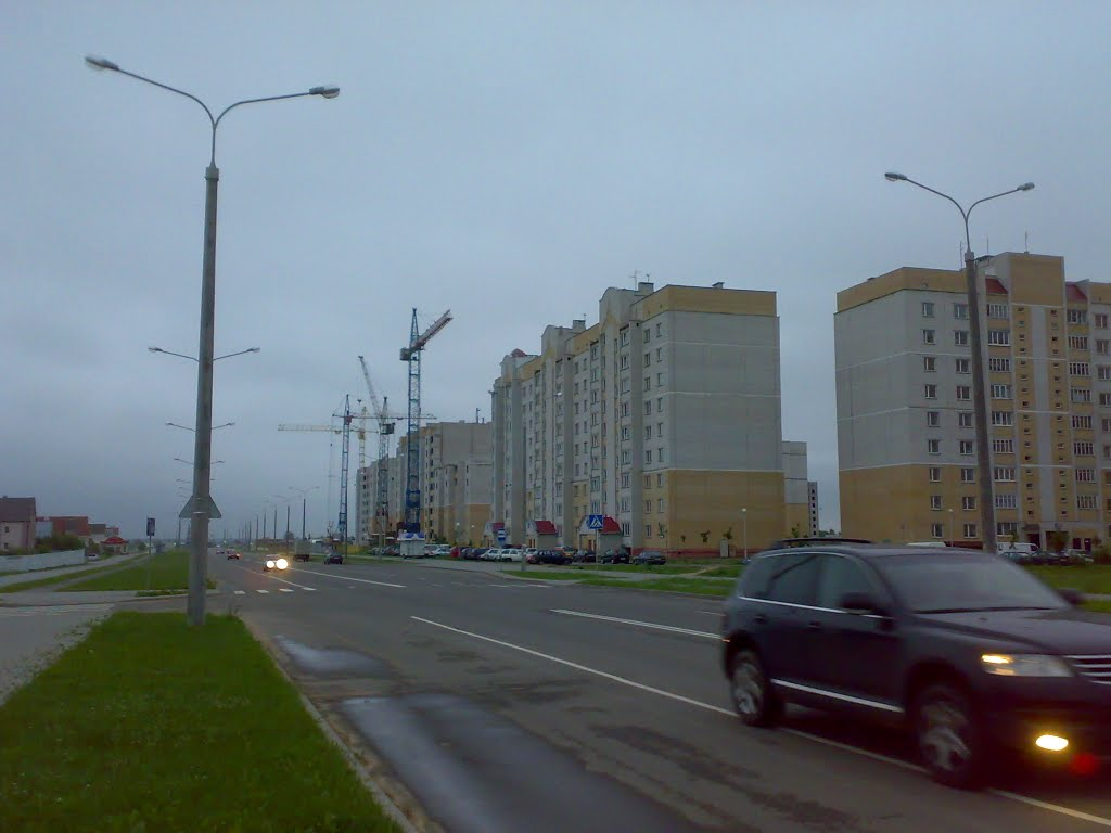 Боровки (2010), Барановичи