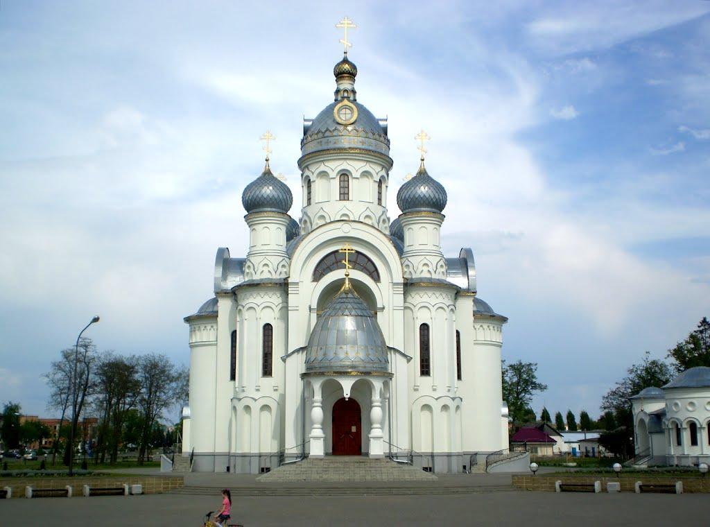 Царква Святога Міхаіла Архангела, Береза Картуска