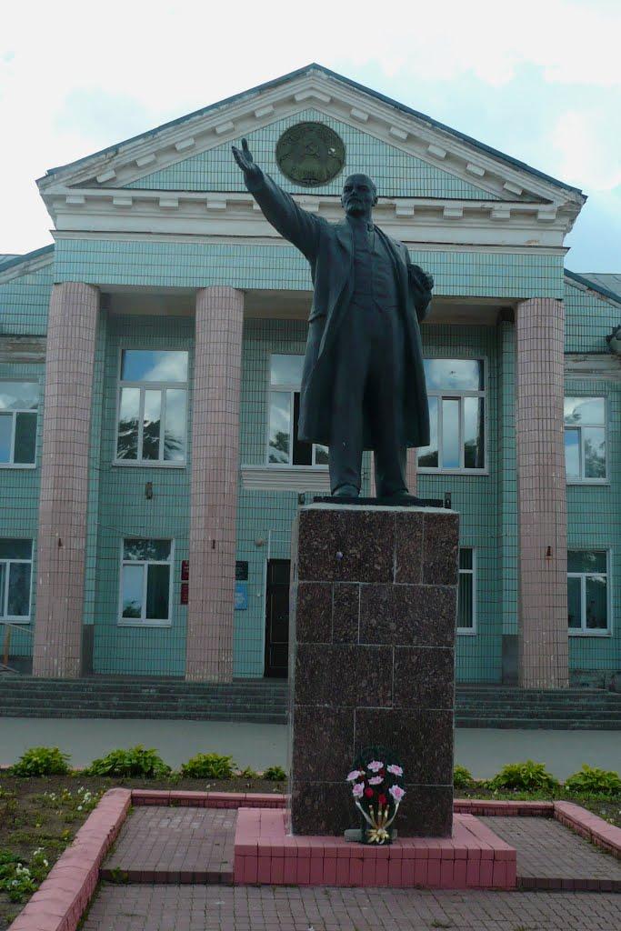 Lenin / Beshankowitsji / Belarus, Бешенковичи