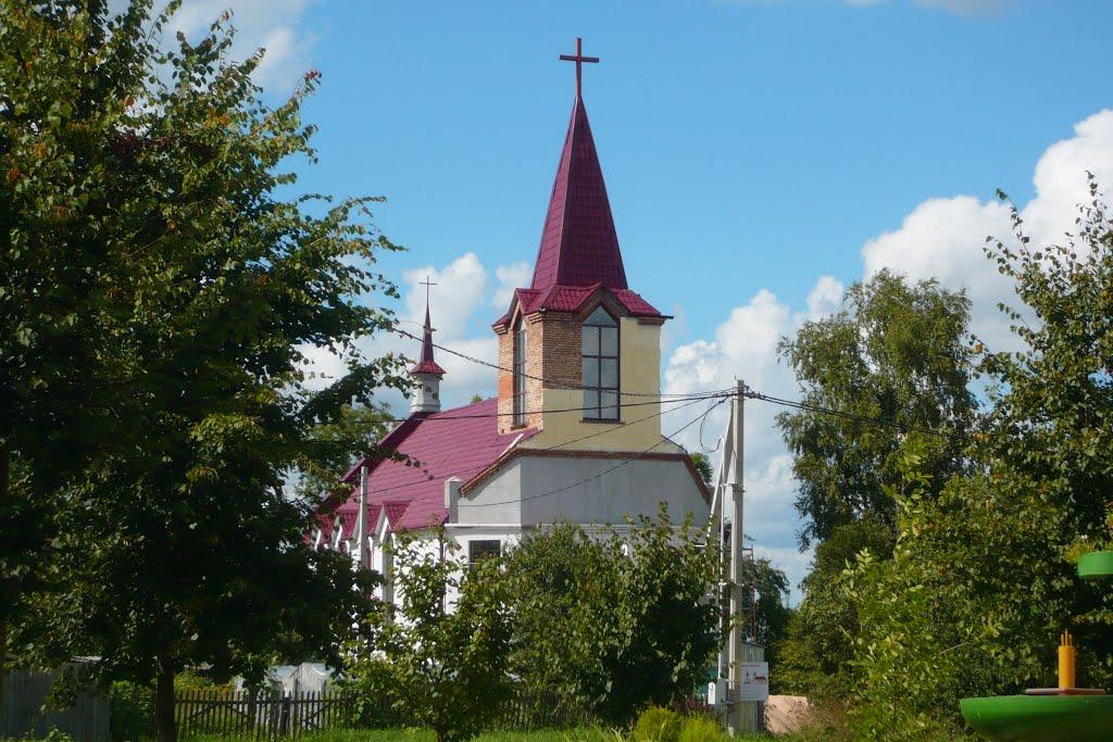 Church / Beshankowitsji / Belarus, Бешенковичи