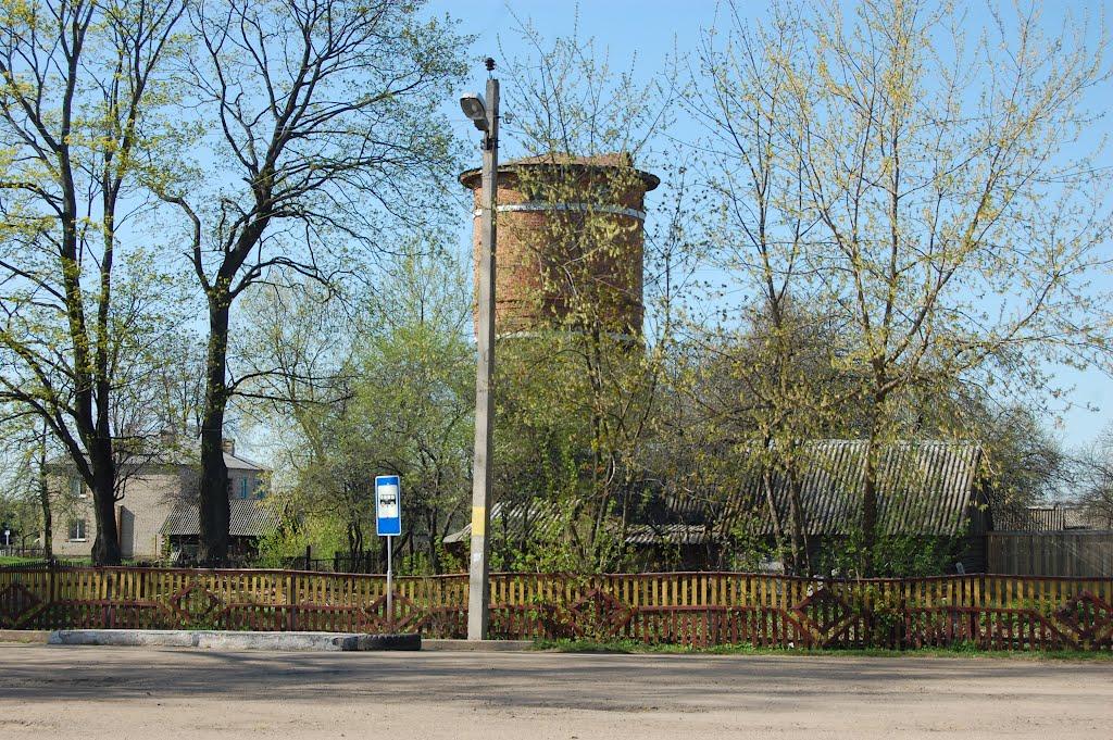 Башня в Богушевске, Богушевск