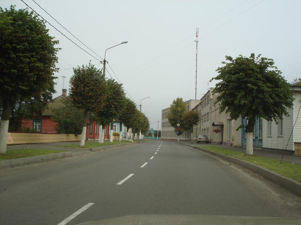 г.Верхнедвинск,Беларусь . август 2009., Верхнедвинск