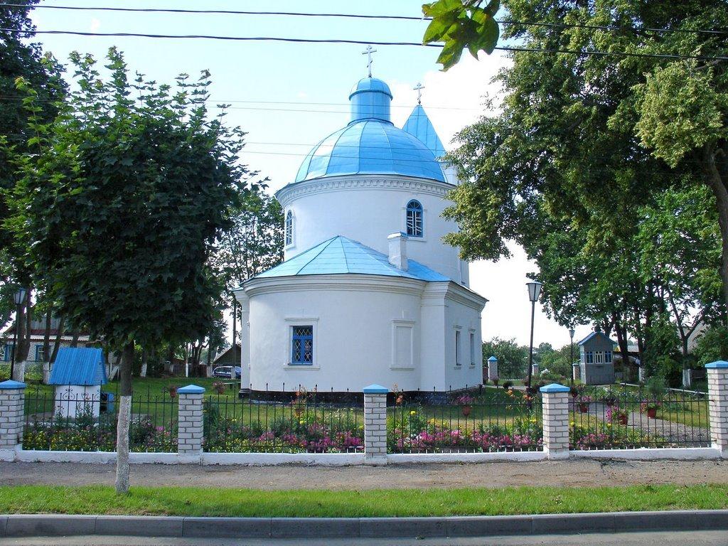 St. Nikolaj Verhnedvinsk, Верхнедвинск
