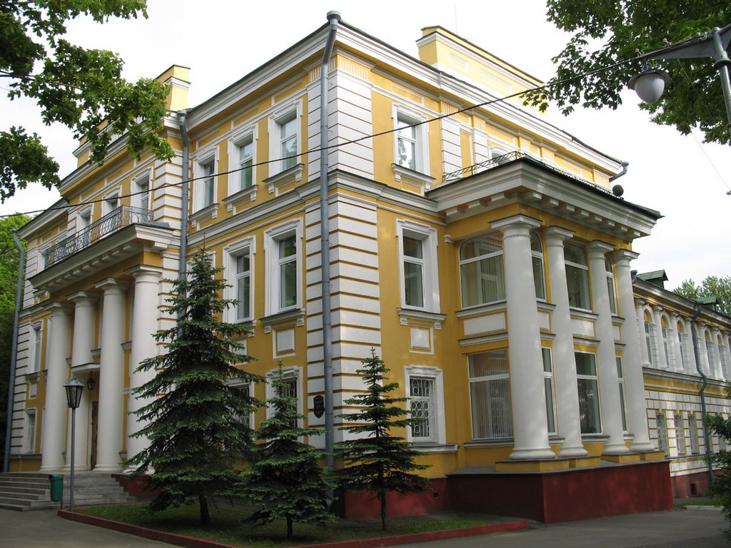 Former Governor Estate in Viciebsk, Витебск