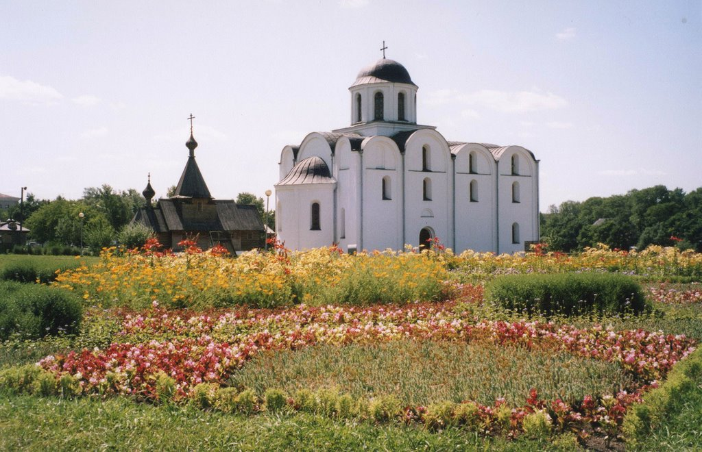 Витебск-Благовещенская церковь, Витебск