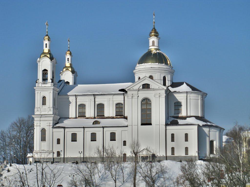 Uspensky Cathedral, Витебск