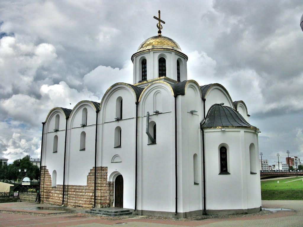 Orthodox Church of the Annunciation, Витебск