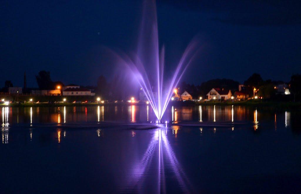 2014-07 - Озеро (фонтан), Глубокое