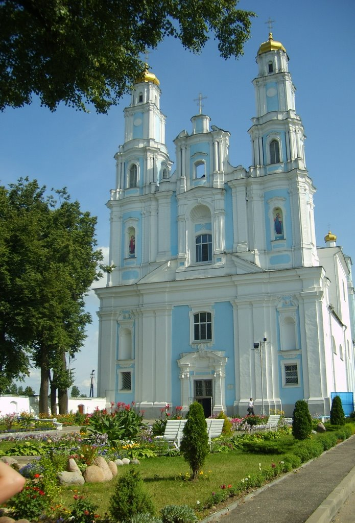 Glubokoe.Cathedral of Christmas of Mother of god, Глубокое
