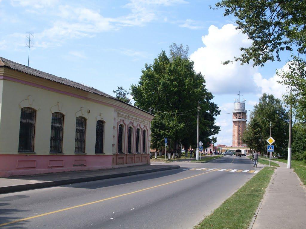 ул. К. Маркса, Городок