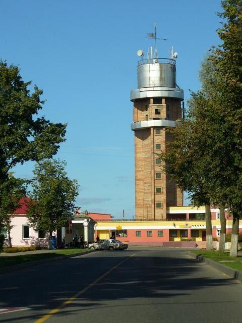 Автовокзал, Городок
