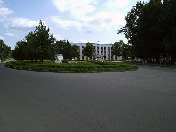 Райисполком., Городок