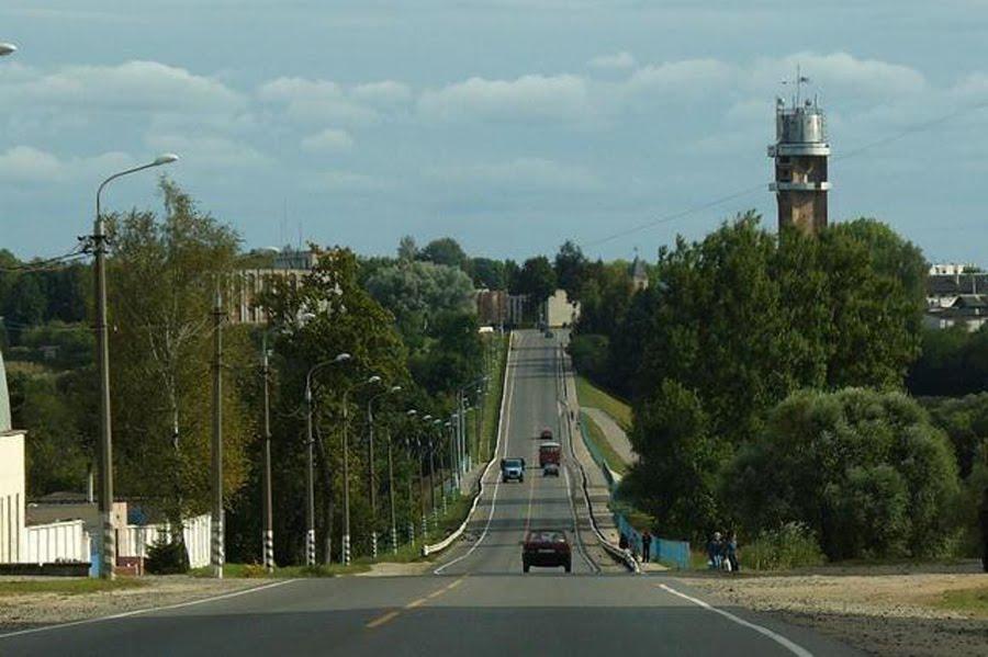 Невельское шоссе., Городок