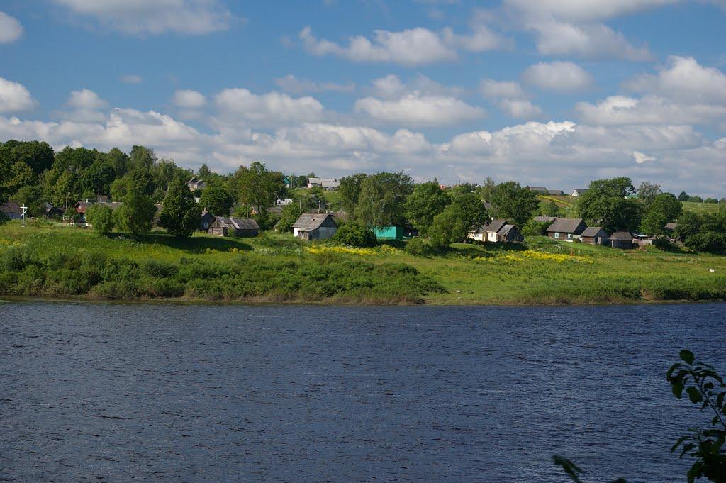 Пиедруя.Белорусский берег. 2008-06-15, Друя