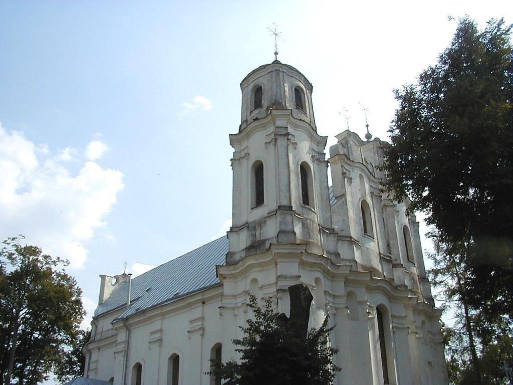 Piedrujas katoļu baznīca 2002-08-11, Друя