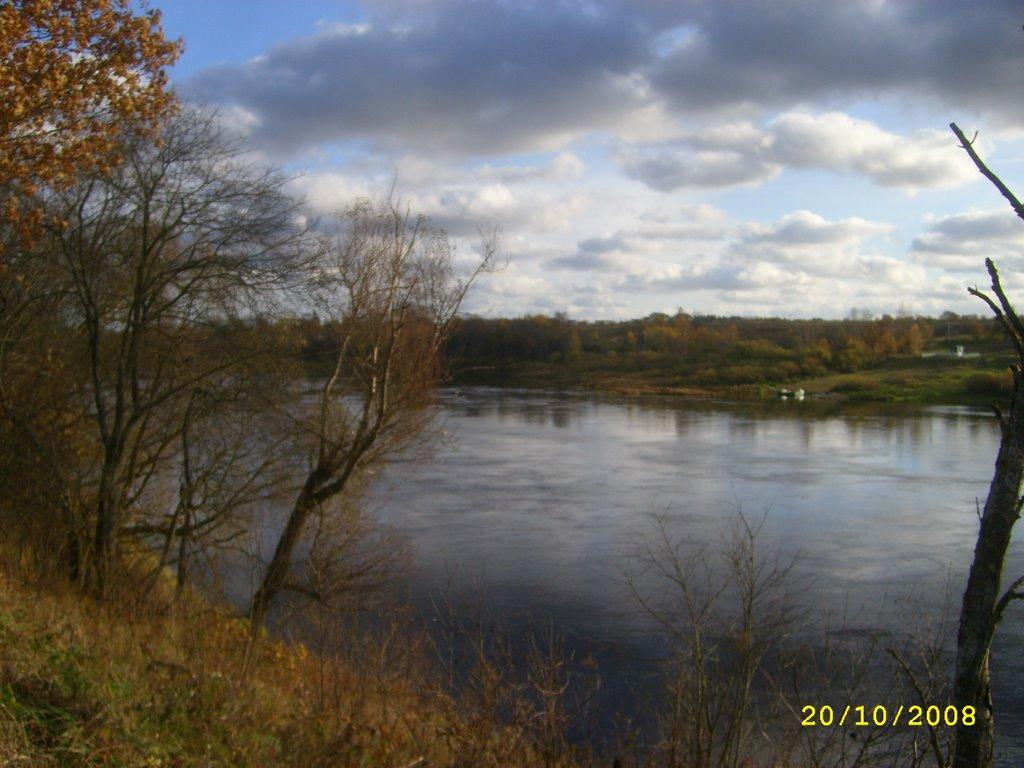 Daugava pie Balkrievijas, Друя