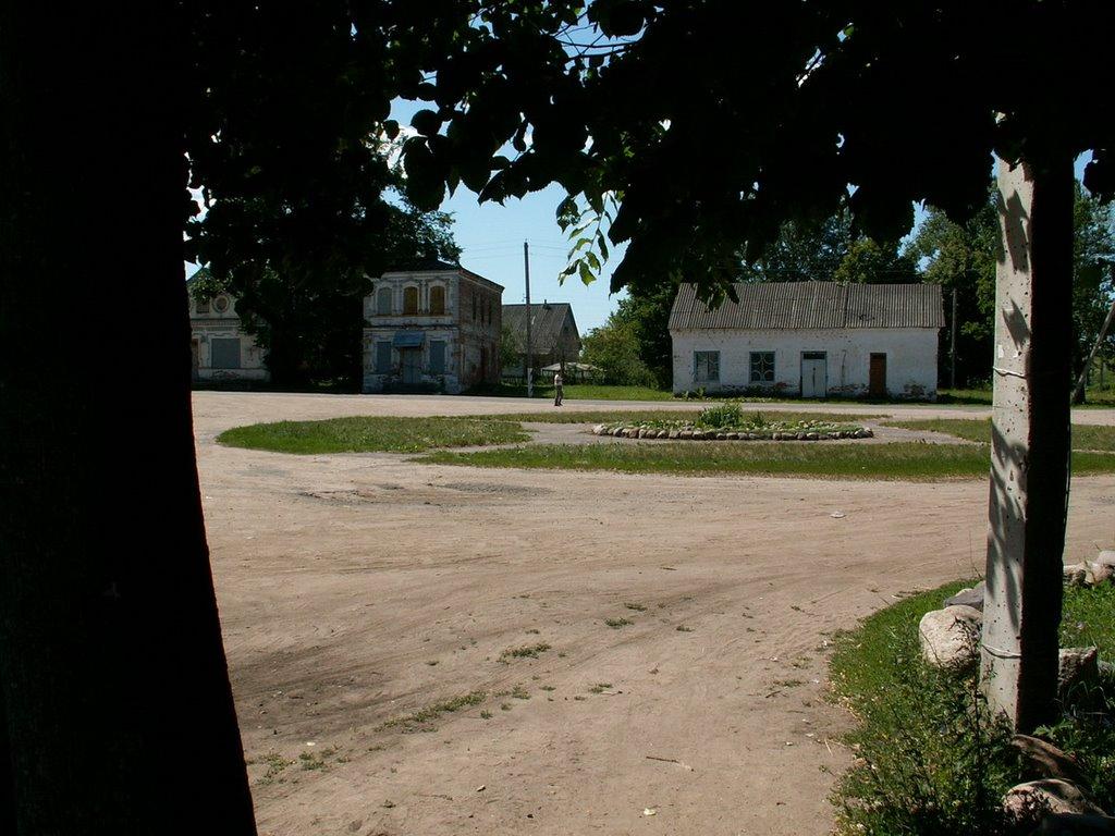 Centre of Druja, Друя