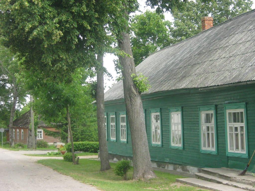 Main street, Друя