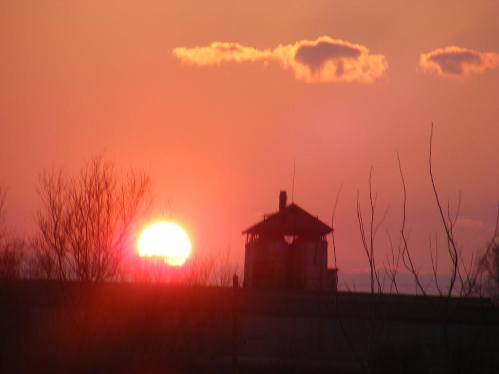 Закат над Пиедруей, Друя