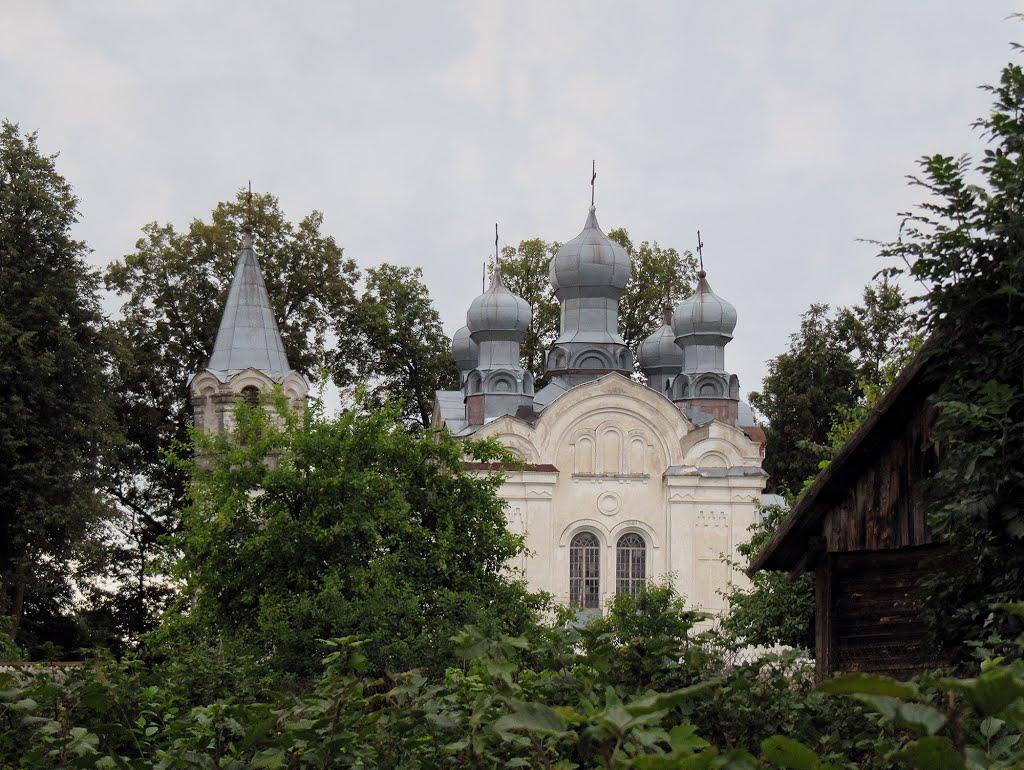 Piedruja, Sv.Nikolaja pareizticīgo baznīca, Друя