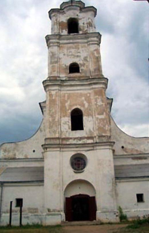 Catholic church, Друя