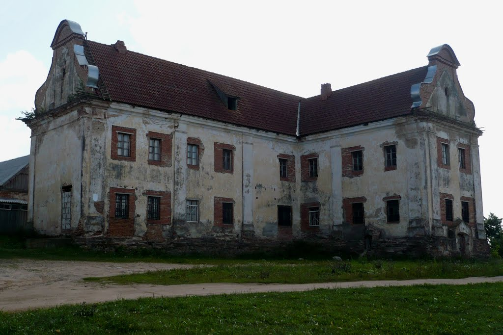 Historic building / Dubrovna / Belarus, Дубровно