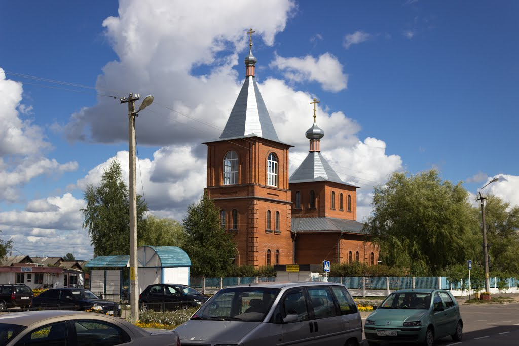 Церковь, Лепель