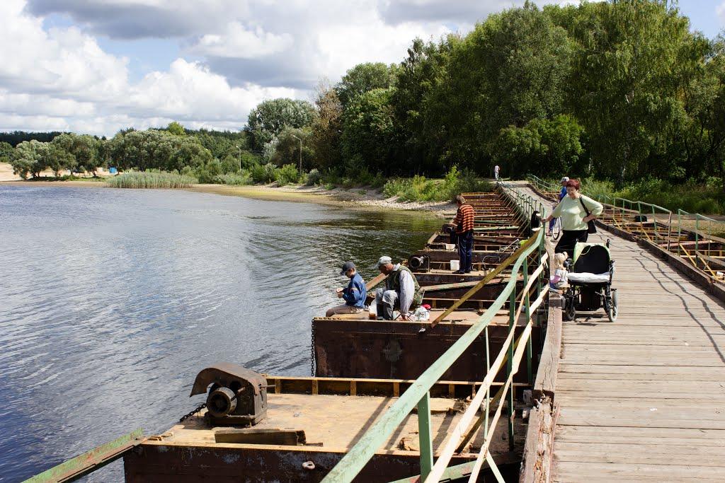 Рыбаки, Лепель
