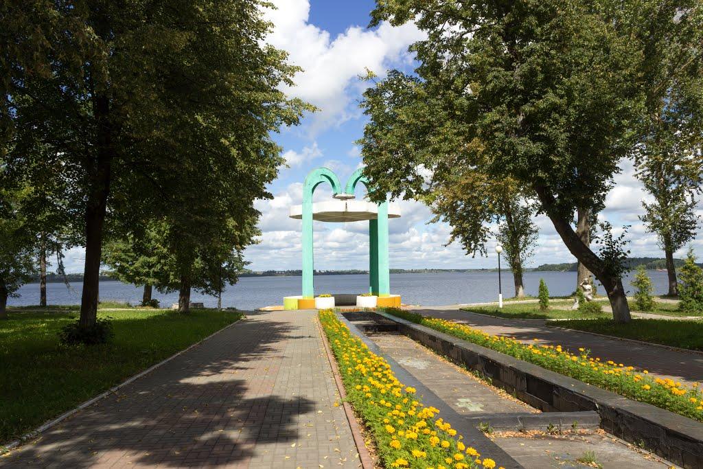 Парк, Лепель