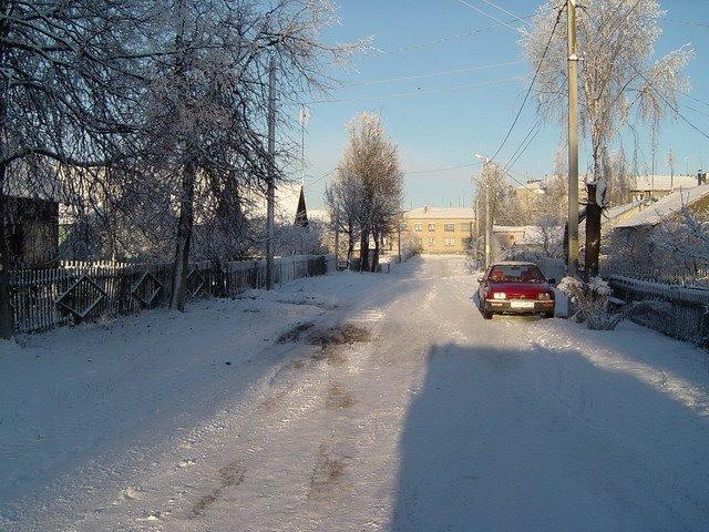 Lesnaya Str, Лиозно