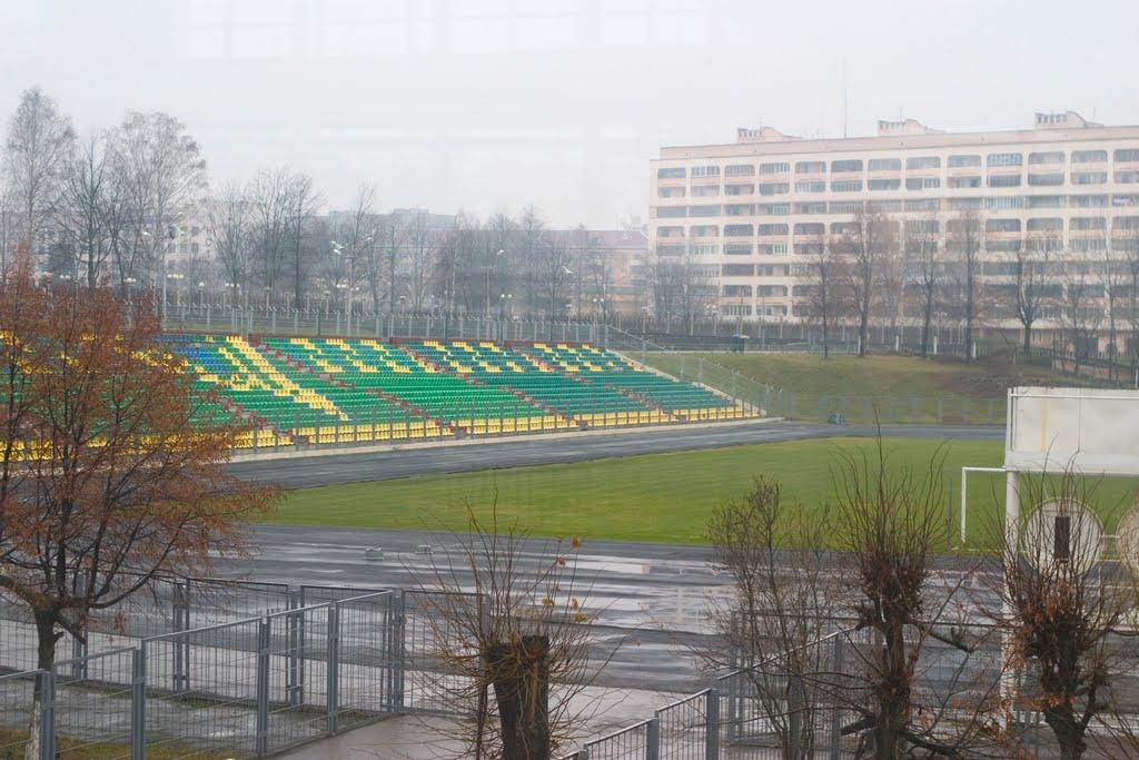 """Стадион """"Атлант"""", Новополоцк"""