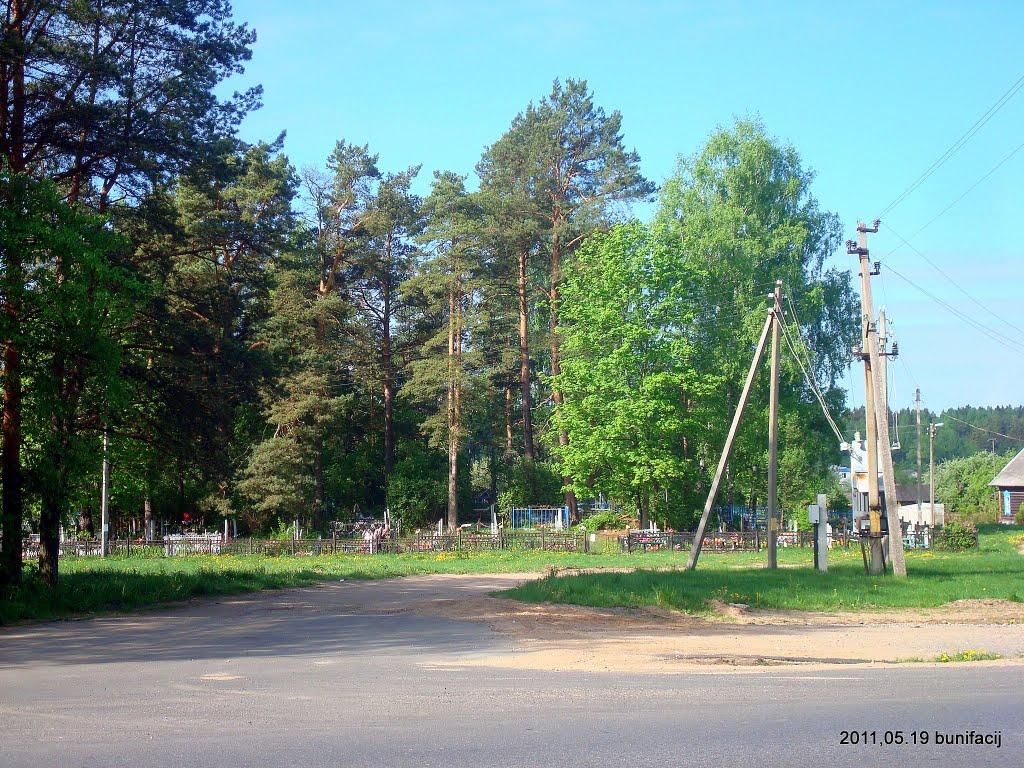 Кладбище, Новополоцк
