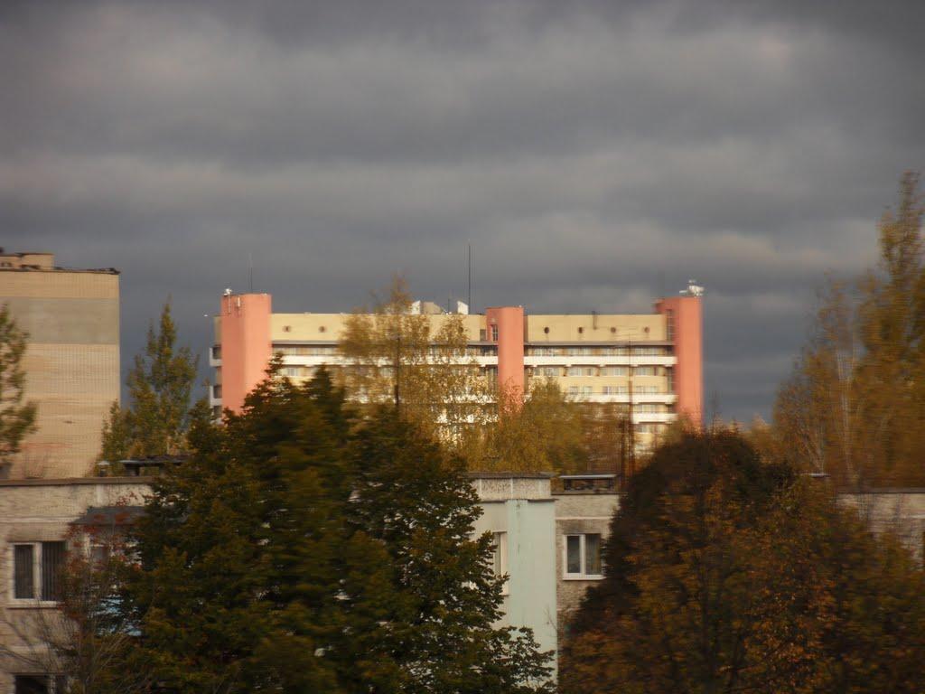 Бастилия, Новополоцк