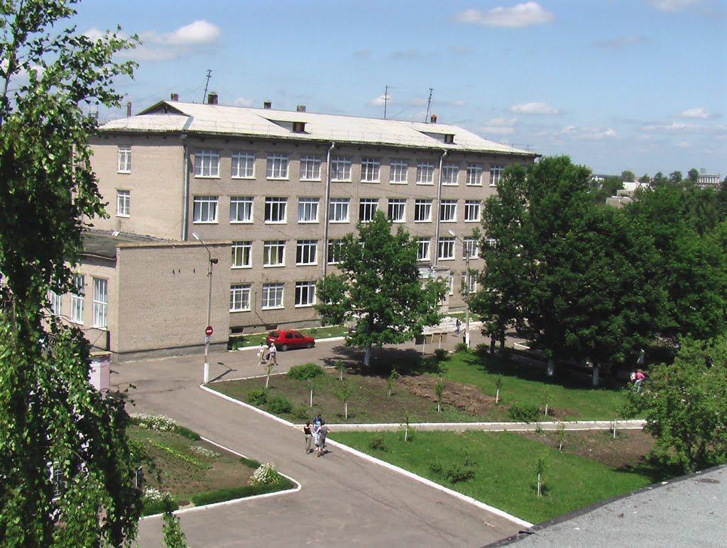 Оршанский государственный механико-экономический колледж, Орша