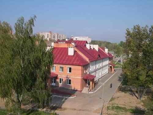 Детская больница, Орша