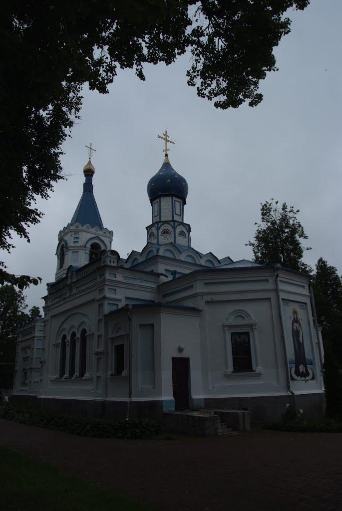 Монастырь в Орше, Орша