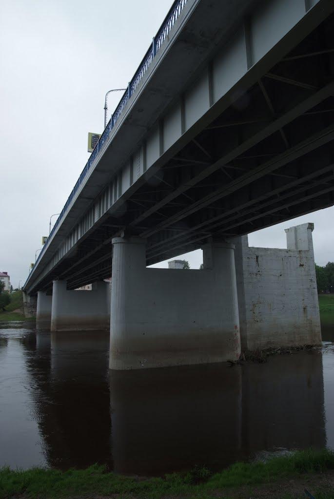 Мост через Днепр, Орша