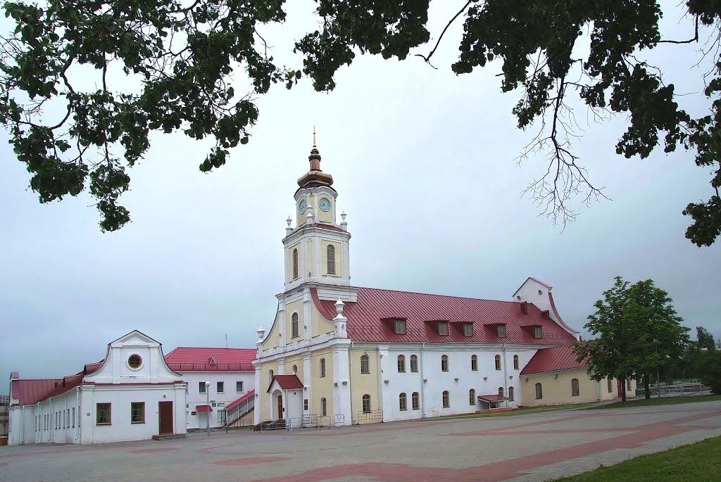 Оршанский замок, Орша
