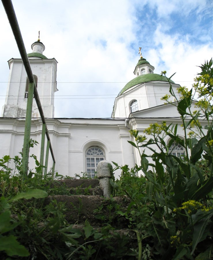 Church of the Epiphany and the monastery, Полоцк