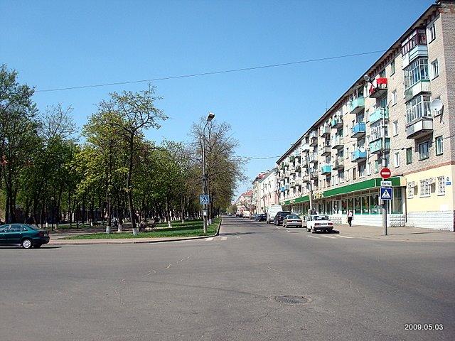 проспект Скорины, Полоцк