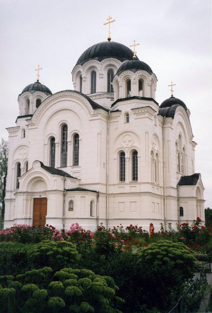 Полоцк-Спасо-Евфросиньев монастырь, Полоцк