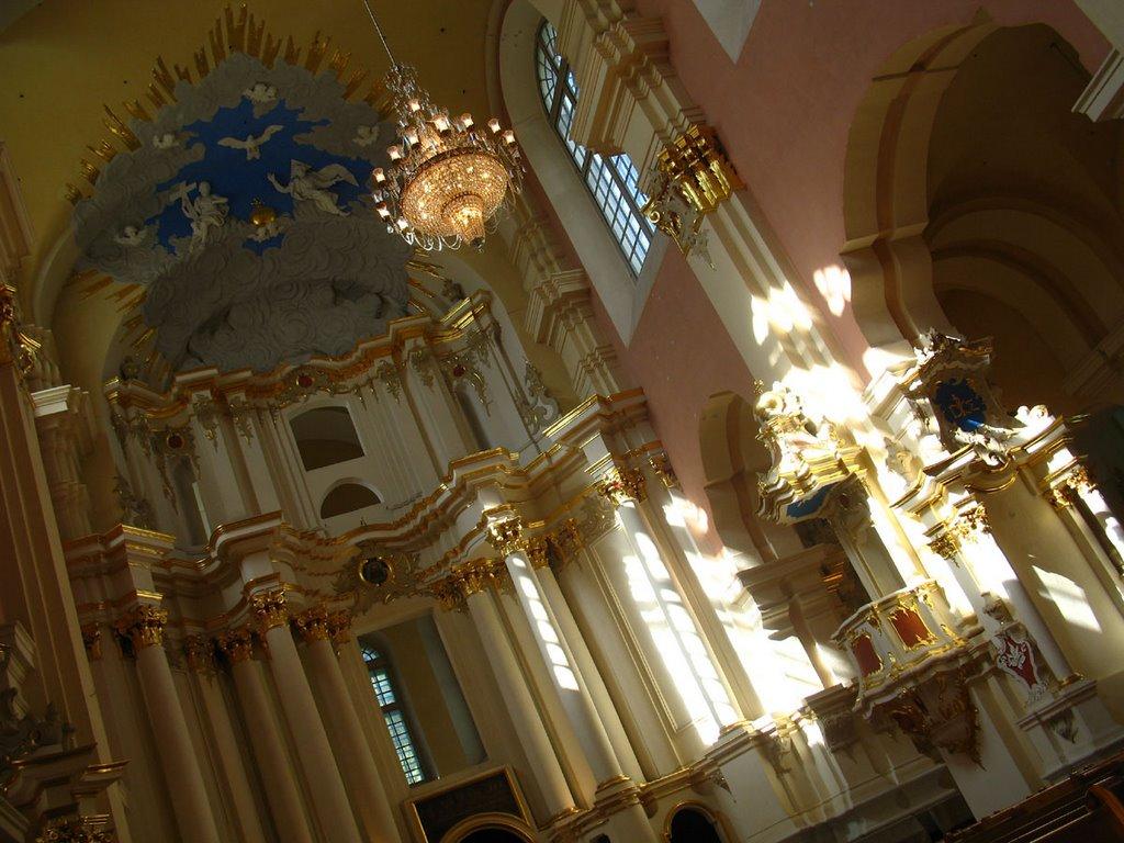 Saint Sophia Cathedral in Polack, Полоцк