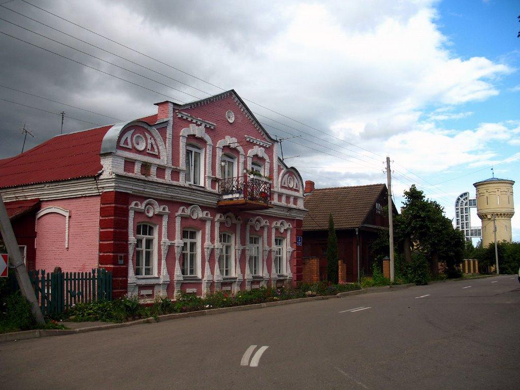 Old town Polack, Полоцк