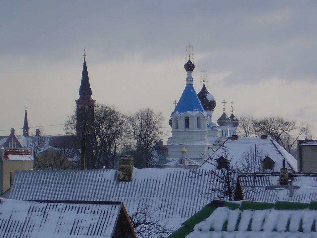 Morning in Postavy, Поставы