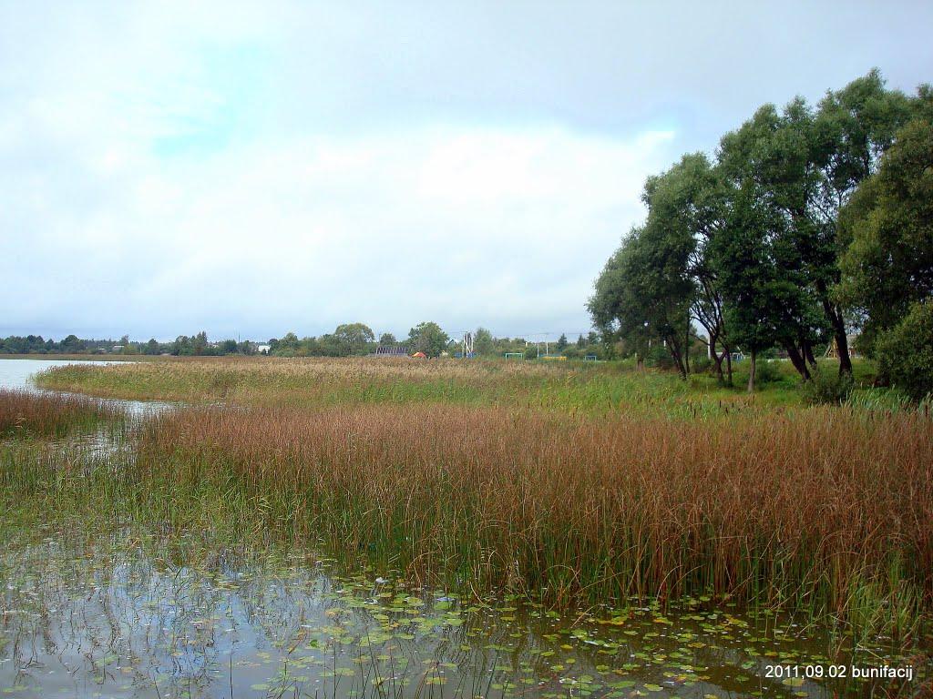 Озеро, Россоны